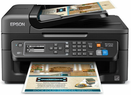 Fred Meyer - Epson WorkForce WF-2630 All-in-One Printer, 1 Count