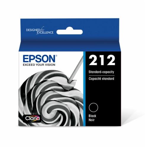 Epson Standard 212 Ink Cartridge - Black Perspective: front