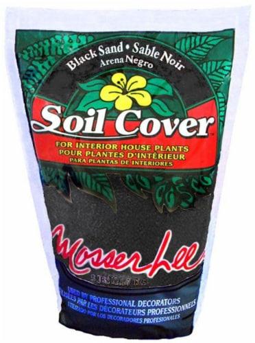 Mosser Lee Soil Cover Sand - Black Perspective: front