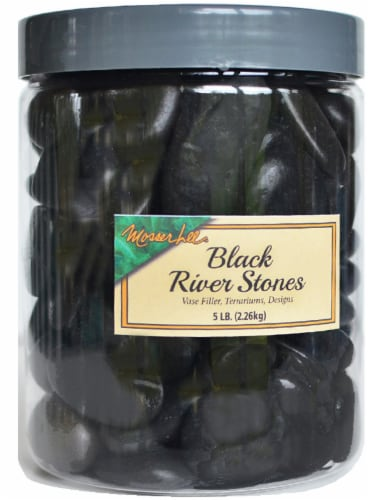 Mosser Lee River Stones - Black Perspective: front