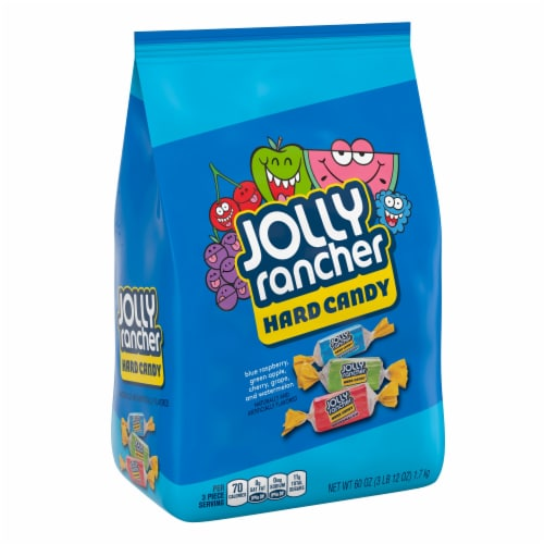 Jolly Rancher Assorted Original Flavors Hard Candy Perspective: front