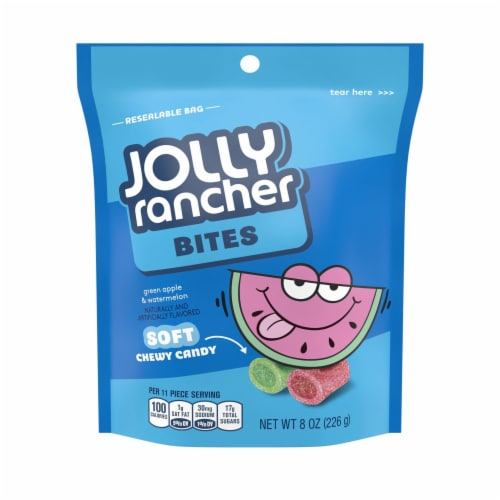 Jolly Rancher Bites Soft Chewy Candy Perspective: front