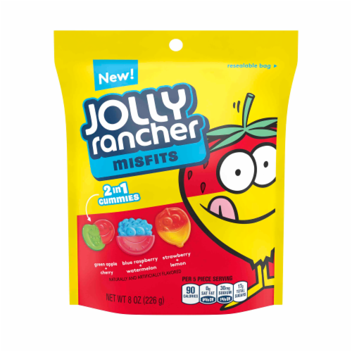 Jolly Rancher Misfits Perspective: front