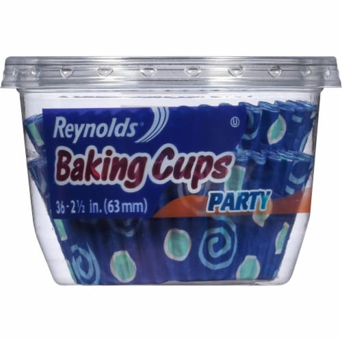 Reynolds Party Baking Cups Perspective: front