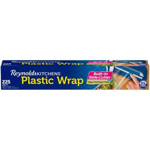 Reynolds Kitchens Plastic Wrap Perspective: front