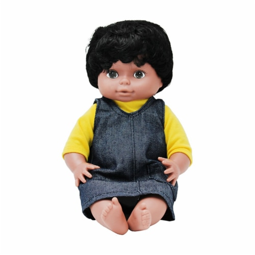 Marvel Education Company Mtc111 Dolls Multi-Ethnic Black Girl Perspective: front