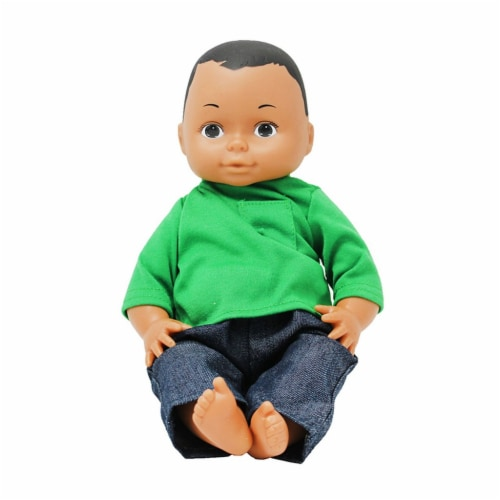 Marvel Education Company Mtc118 Dolls Multi-Ethnic Hispanic Boy Perspective: front