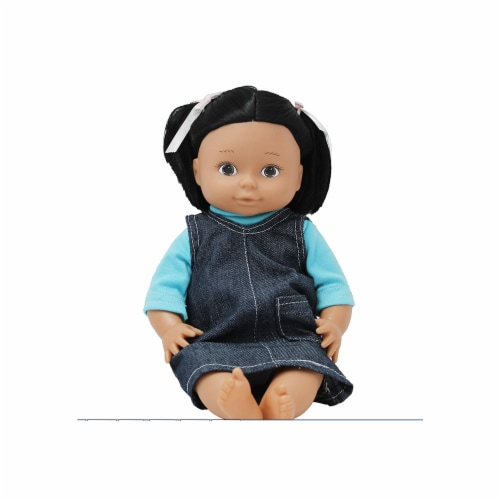 Marvel Education Company Mtc117 Dolls Multi-Ethnic Native American Perspective: front