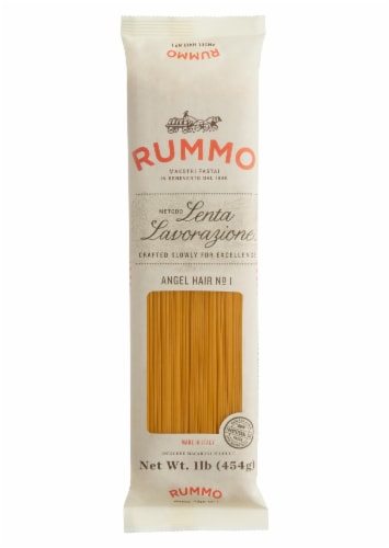 Rummo Angel Hair Pasta Perspective: front