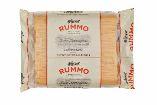 Rummo Lenta Lavorazione Spaghetti No. 3 Perspective: front