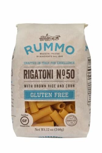 Rummo Gluten Free Rigatoni Perspective: front