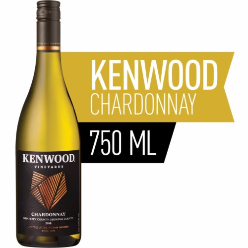 Kenwood Discoveries Chardonnay Perspective: front