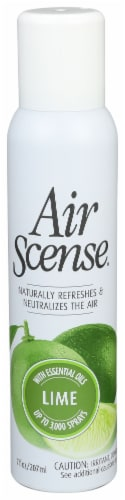 Air Scense Lime Non-Aerosol Air Freshener Perspective: front