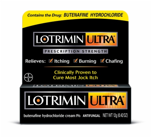 Lotrimin Ultra® Jock Itch Cream Perspective: front