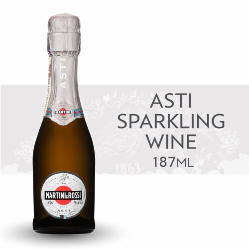 Martinin & Rossi Asti Sparkling Wine Perspective: front