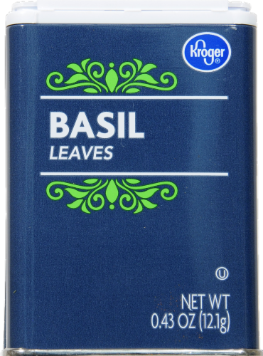 Kroger® Basil Leaves Perspective: front