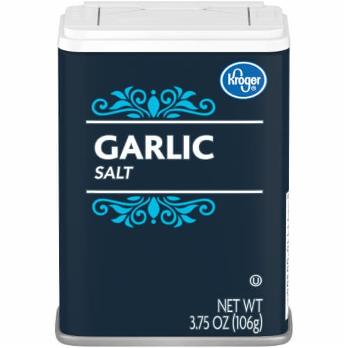 Kroger® Garlic Salt Perspective: front