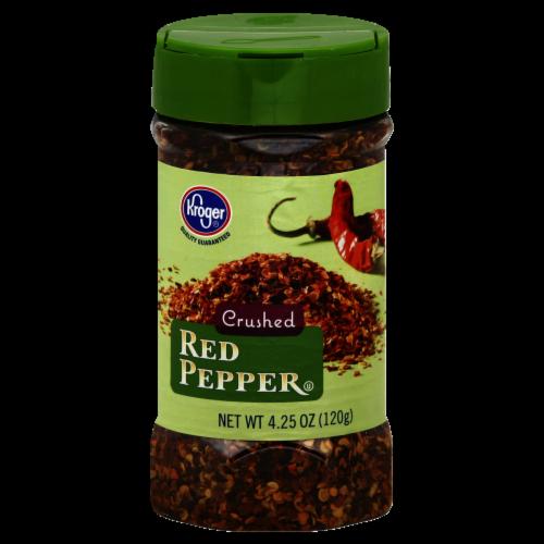 Kroger® Crushed Red Pepper Perspective: front