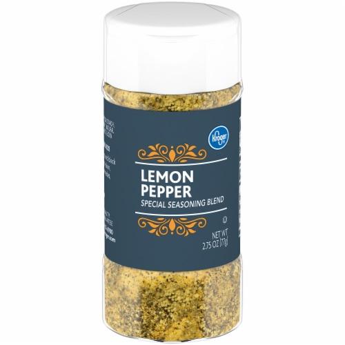Kroger® Lemon Pepper Special Seasoning Blend Perspective: front
