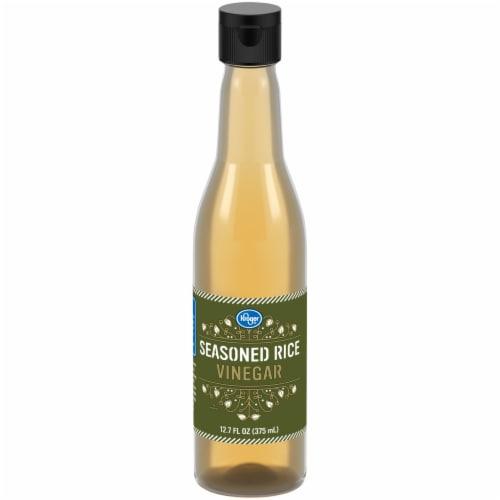 Kroger® Seasoned Rice Vinegar Perspective: front