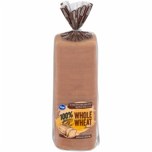 Round Top 100% Whole Wheat Bread