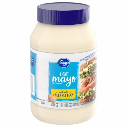 Kroger® Lite Mayonnaise Perspective: front