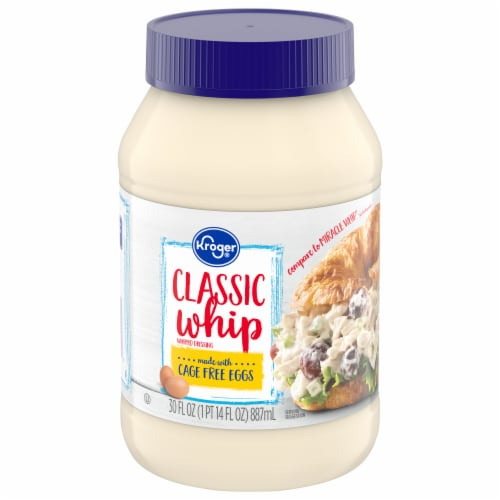 Kroger® Classic Whip Whipped Dressing Perspective: front
