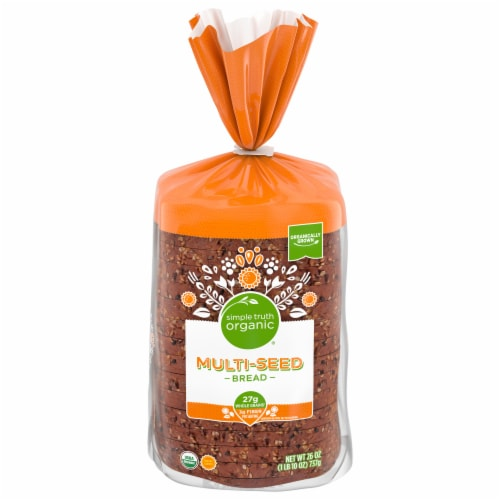 Simple Truth Organic® Multi-Seed Bread Perspective: front