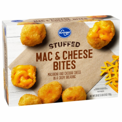 Kroger® Stuffed Mac & Cheese Bites Perspective: front