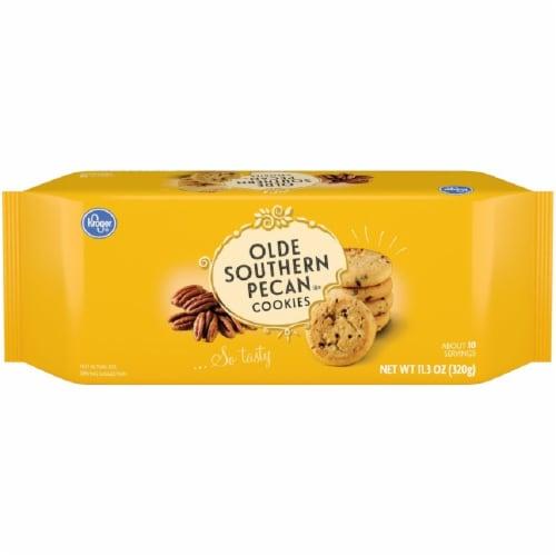 Kroger® Olde Southern Pecan Cookies Perspective: front