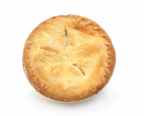 Private Selection Honeycrisp Apple Pie Half Perspective: front