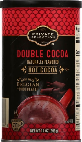 Private Selection® Double Cocoa Hot Cocoa Mix Perspective: front