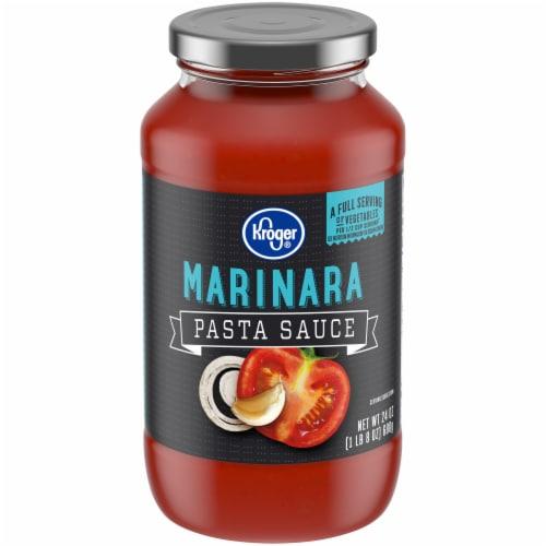 Kroger® Marinara Pasta Sauce Perspective: front