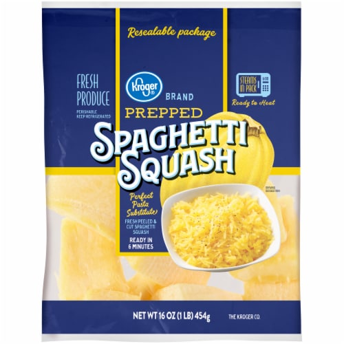 Kroger® Prepped Spaghetti Squash Cubes Perspective: front