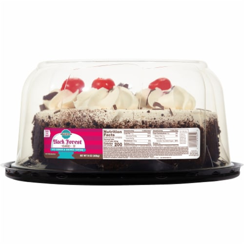 Bakery Fresh Goodness Black Forest Cake Perspective: front
