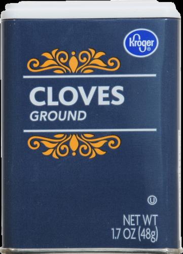 Kroger® Ground Cloves Perspective: front