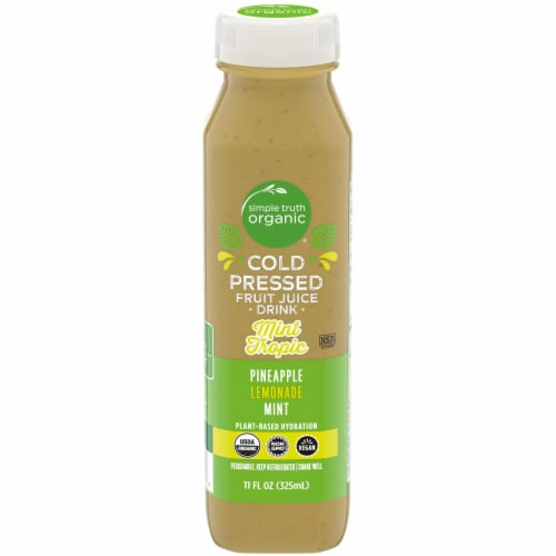 Simple Truth Organic® Tropical Mint Lemonade Perspective: front
