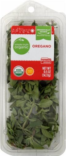 Simple Truth Organic™ Oregano Perspective: front