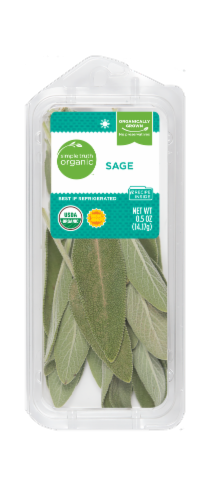 Simple Truth Organic™ Sage Perspective: front