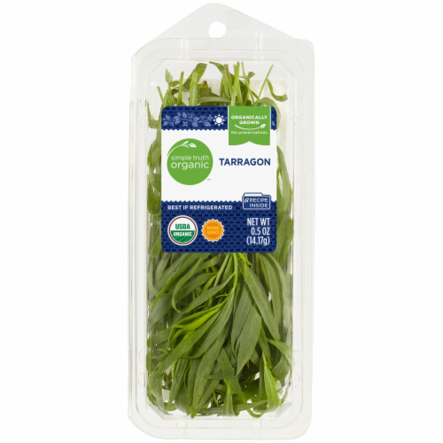 Simple Truth Organic™ Tarragon Perspective: front