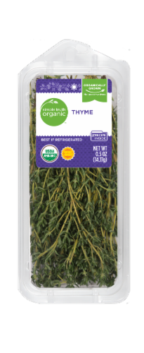Simple Truth Organic™ Thyme Perspective: front