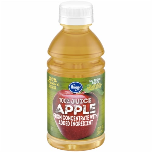 Kroger® 100% Apple Juice Perspective: front