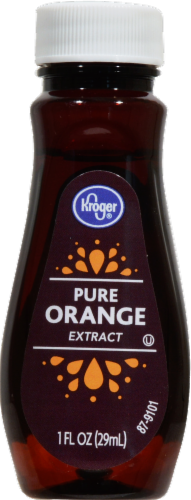 Kroger®  Pure Orange Extract Perspective: front