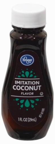 Kroger®  Imitation Coconut Flavor Perspective: front