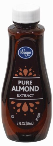 Kroger®  Pure Almond Extract Perspective: front