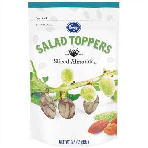 Kroger® Sliced Almond Salad Topper Perspective: front