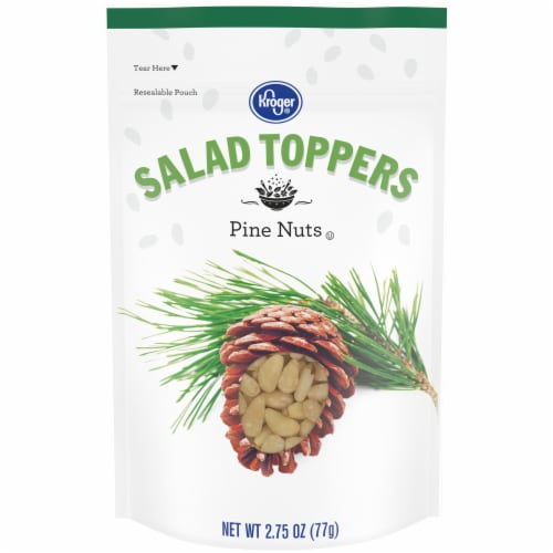 Kroger® Pine Nuts Salad Toppers Perspective: front