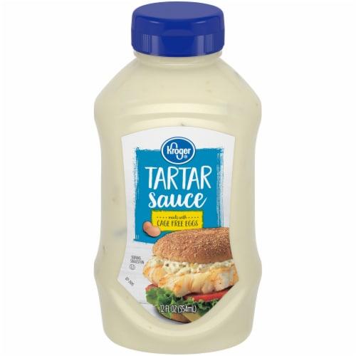 Kroger® Tartar Sauce Squeeze Bottle Perspective: front
