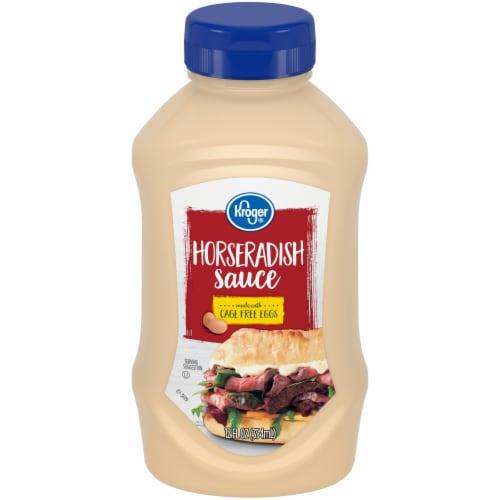 Kroger® Horseradish Sauce Perspective: front