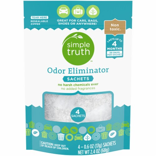Simple Truth™ Odor Eliminator Sachets Perspective: front